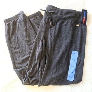 NWT Tommy Hilfiger Gray Sweatpants